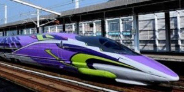 エバ新幹線撮影の為 入庫車で14m迄上昇の珍道中!!よくできました(笑) の巻
