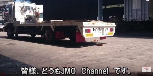 【動画】4t フォワード回送業務 運転席からの眺め