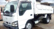 マツダ タイタン 3t ダンプ 中古トラック 4ナンバー LKR81AD 入庫です!!JMO